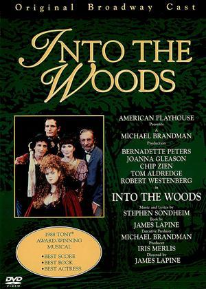 Stephen Sondheim: Into the Woods Online DVD Rental