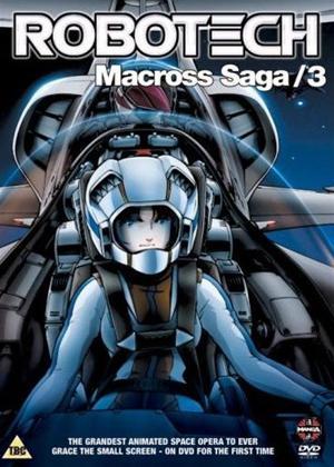 Robotech: Macross Saga: Vol.3 Online DVD Rental