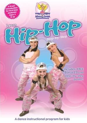 Rent Tinkerbell Dance Studio: Learn Hip-Hop Step-By-Step Online DVD Rental