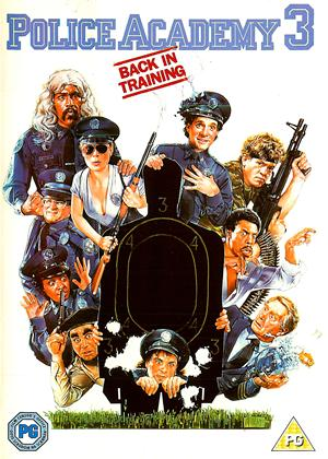 Police Academy 3 Online DVD Rental