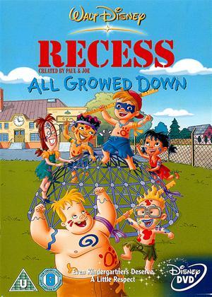Rent Recess: All Growed Down Online DVD Rental