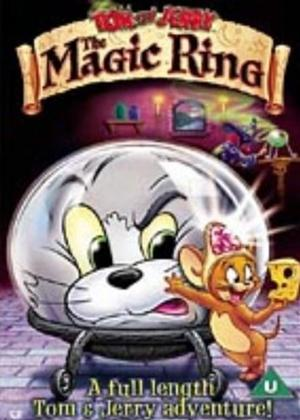 Rent Tom and Jerry: The Magic Ring Online DVD Rental