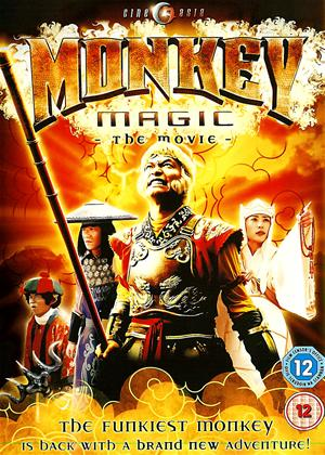 Monkey Magic: The Movie Online DVD Rental