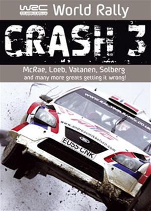 Rent World Rally Championship: Greatest Crashes: Vol.3 Online DVD Rental