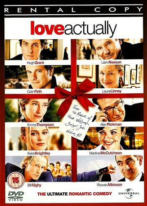 Love Actually Online DVD Rental