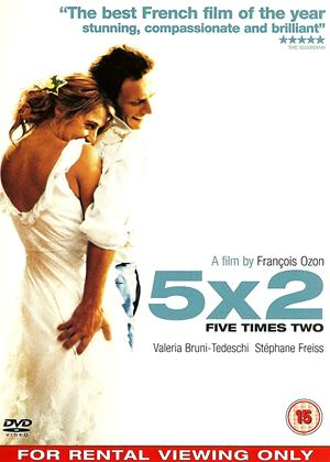 5 x 2 (Five Times Two) Online DVD Rental