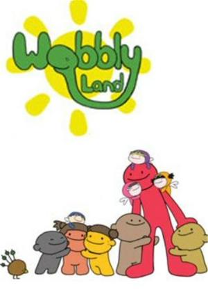 Rent Wobbly Land: Wobbly Friends Online DVD Rental