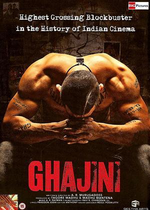 Ghajini Online DVD Rental
