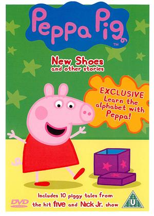 Rent Peppa Pig: New Shoes and Other Stories Online DVD Rental