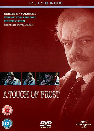 A Touch of Frost: Series 5 Online DVD Rental
