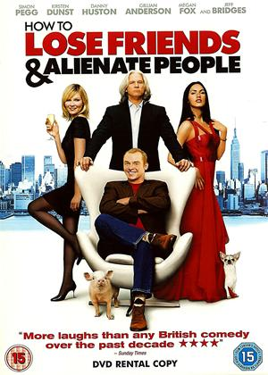 Rent How to Lose Friends and Alienate People Online DVD Rental