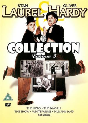 Rent Laurel and Hardy Collection 5 Online DVD Rental