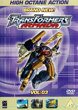 Transformers Armada: Vol.3 Online DVD Rental