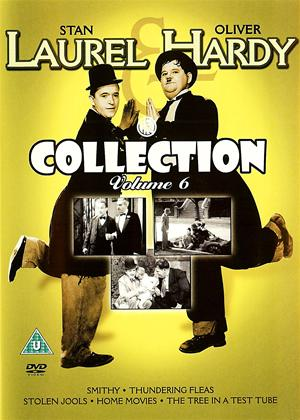 Laurel and Hardy Collection 6 Online DVD Rental