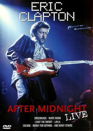Eric Clapton: After Midnight Live Online DVD Rental