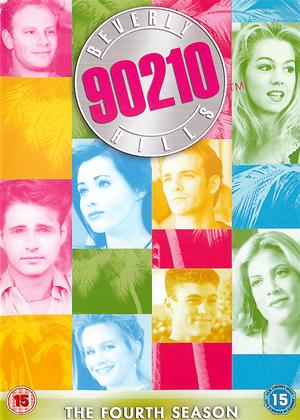 Beverly Hills 90210: Series 4 Online DVD Rental
