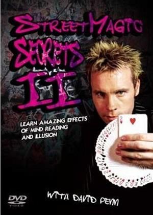 Rent Street Magic Secrets 2: Illusions and Mind Reading Online DVD Rental