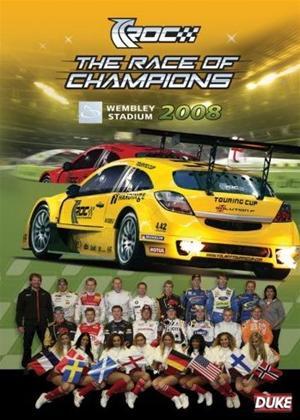 Race of Champions 2008 Online DVD Rental