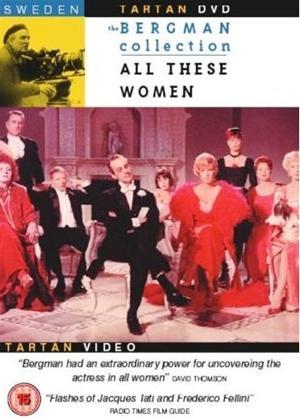 Rent All These Women (aka För att inte tala om alla dessa kvinnor) Online DVD Rental
