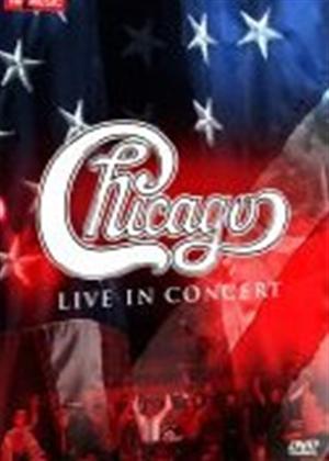 Chicago: Live in Concert Online DVD Rental