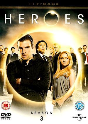 Heroes: Series 3 Online DVD Rental