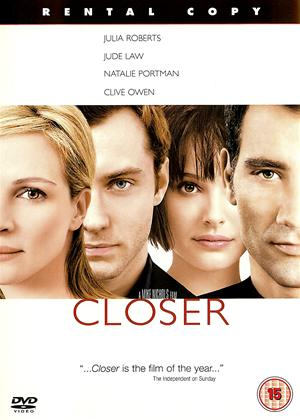 Closer Online DVD Rental