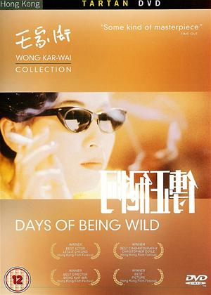 The Days of Being Wild Online DVD Rental