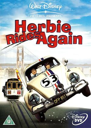 Herbie Rides Again Online DVD Rental
