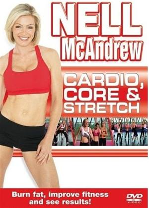 Rent Nell Mcandrew: Cardio Core and Stretch Online DVD Rental
