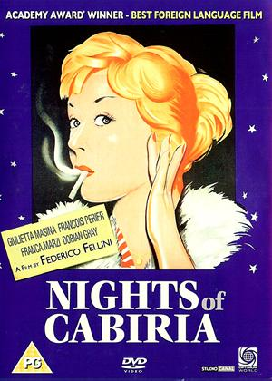 Nights of Cabiria Online DVD Rental
