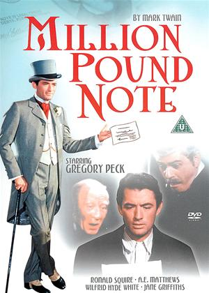 Rent The Million Pound Note Online DVD Rental
