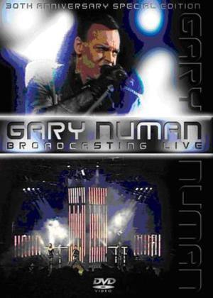 Rent Gary Numan: Broadcasting Live Online DVD Rental