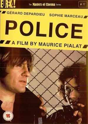 Police Online DVD Rental