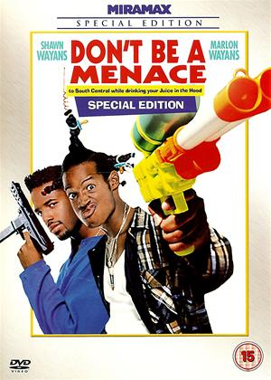 Don't Be a Menace to South Central While Drinking Your Juice in the Hood Online DVD Rental