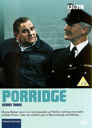 Porridge: Series 3 Online DVD Rental