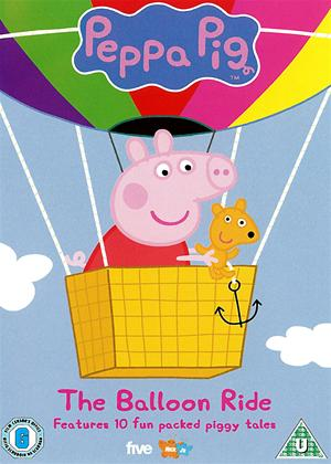 Rent Peppa Pig: The Balloon Ride Online DVD Rental