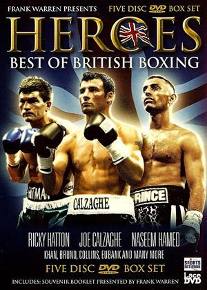 Rent Heroes: Best of British Boxing Online DVD Rental