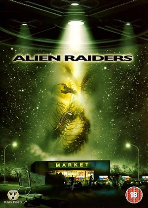 Rent Alien Raiders Online DVD Rental