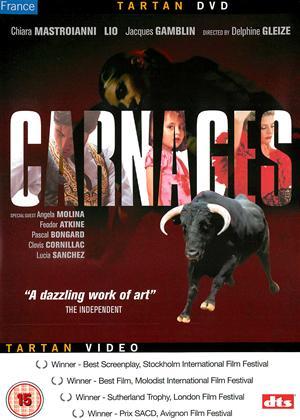 Carnages Online DVD Rental