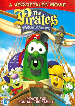 Veggie Tales Movie: The Pirates Who Dont Do Anything Online DVD Rental