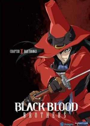 Black Blood Brothers: Series Online DVD Rental