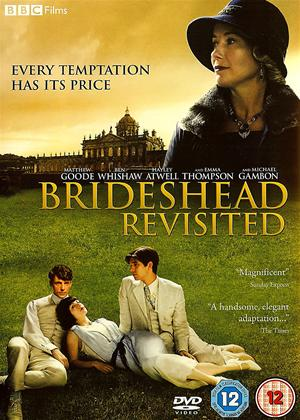 Rent Brideshead Revisited Online DVD Rental