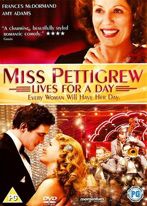 Miss Pettigrew Lives for a Day Online DVD Rental