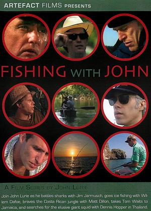 Rent Fishing with John Online DVD Rental