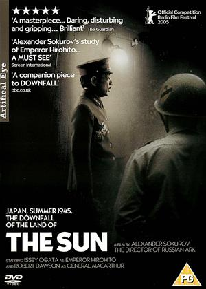 Rent The Sun (aka Solntse) Online DVD Rental
