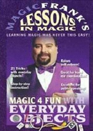 Rent Magic Frank's Lessons in Magic: Vol.1 Online DVD Rental