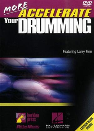 Rent More Accelerate Your Drumming Online DVD Rental