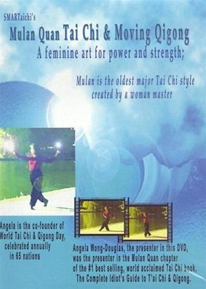 Rent Mulan Quan T'ai Chi and Moving Qigong Online DVD Rental