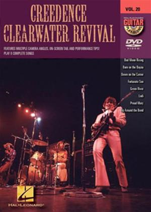 Rent Creedence Clearwater Revival: Guitar Play-Along Online DVD Rental
