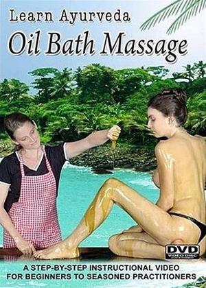 Learn Ayurveda Oil Bath Massage Online DVD Rental